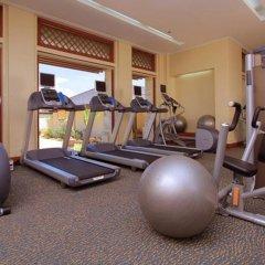 Отель Crimson Resort and Spa Mactan Филиппины, Лапу-Лапу - 1 отзыв об отеле, цены и фото номеров - забронировать отель Crimson Resort and Spa Mactan онлайн фитнесс-зал
