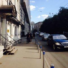 Hotel Sad Москва городской автобус
