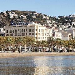 Отель Prestige Mar Y Sol Курорт Росес пляж