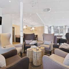 Отель Tromsø Camping интерьер отеля