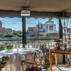 Hotel Forum Palace Рим балкон