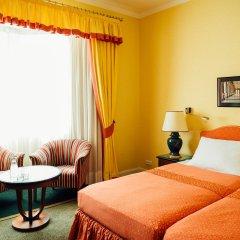 Отель Dvorak Spa & Wellness Карловы Вары комната для гостей фото 5