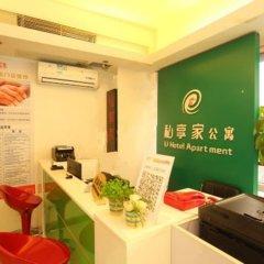 Отель Private Enjoyed Home JinYuan Apartment Китай, Гуанчжоу - отзывы, цены и фото номеров - забронировать отель Private Enjoyed Home JinYuan Apartment онлайн интерьер отеля