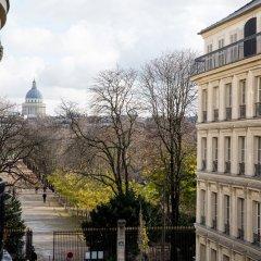 Отель Hôtel Perreyve балкон