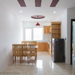 Апартаменты iBeach Apartment Нячанг в номере фото 2