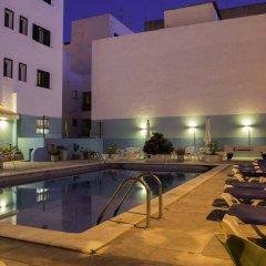 Отель Hostal Valencia бассейн фото 2