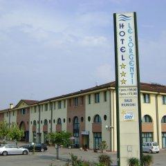 Отель Le Sorgenti Италия, Больцано-Вичентино - отзывы, цены и фото номеров - забронировать отель Le Sorgenti онлайн парковка
