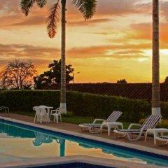 Отель Finca Hotel La Sonora Колумбия, Монтенегро - отзывы, цены и фото номеров - забронировать отель Finca Hotel La Sonora онлайн бассейн фото 3