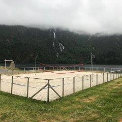 Отель Rullestad Camping спортивное сооружение
