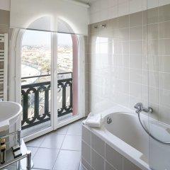 Отель Hôtel Suisse ванная фото 3
