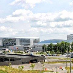 Гостиница Спорт-тайм Минск приотельная территория
