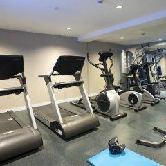 Nidya Hotel Galataport фитнесс-зал