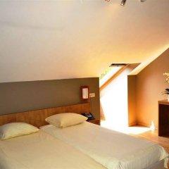 Отель Frederiksborg Бельгия, Брюссель - 1 отзыв об отеле, цены и фото номеров - забронировать отель Frederiksborg онлайн комната для гостей фото 2