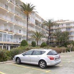 Отель Apartamento Playa Arenal парковка