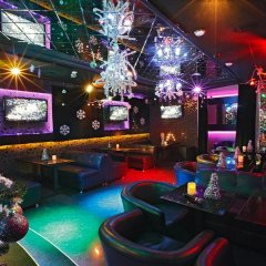Мини-отель Таёжный гостиничный бар