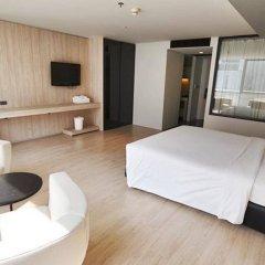 Отель The Heritage Hotels Bangkok комната для гостей фото 5