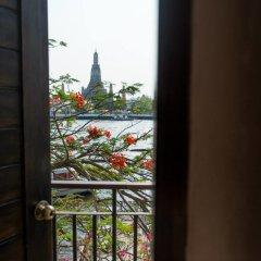 Отель Sala Arun Бангкок балкон