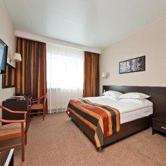 Гостиница Рамада Москва Домодедово Стандартный номер с двуспальной кроватью