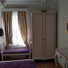 Отель Romantic Mansion удобства в номере