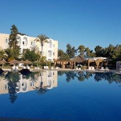 Отель Joya paradise & Spa Тунис, Мидун - отзывы, цены и фото номеров - забронировать отель Joya paradise & Spa онлайн приотельная территория фото 2
