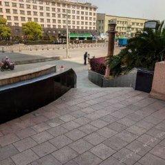 Отель Wyndham Grand Plaza Royale Oriental Shanghai Китай, Шанхай - отзывы, цены и фото номеров - забронировать отель Wyndham Grand Plaza Royale Oriental Shanghai онлайн парковка
