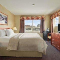 Отель Days Inn Vancouver Airport Канада, Ричмонд - отзывы, цены и фото номеров - забронировать отель Days Inn Vancouver Airport онлайн комната для гостей фото 2