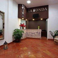 Hotel La Fonda интерьер отеля фото 2