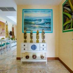 Отель Almali Rawai Beach Residence спа