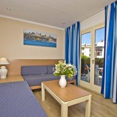 Отель Aparthotel Flora Испания, Полленса - 1 отзыв об отеле, цены и фото номеров - забронировать отель Aparthotel Flora онлайн комната для гостей фото 5