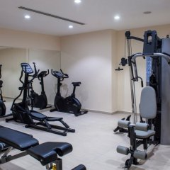 Sun Beach Hotel фитнесс-зал