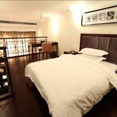 Отель Bangtai International Apartment Китай, Гуанчжоу - отзывы, цены и фото номеров - забронировать отель Bangtai International Apartment онлайн комната для гостей фото 3