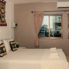 Отель Allstar Guesthouse сауна