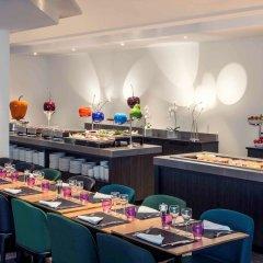 Отель Mercure Paris Boulogne Булонь-Бийанкур фото 9