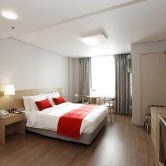 Отель Ramada by Wyndham Seoul Dongdaemun комната для гостей фото 5