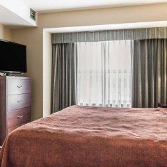 Отель Quality Suites Quebec City Канада, Квебек - отзывы, цены и фото номеров - забронировать отель Quality Suites Quebec City онлайн комната для гостей