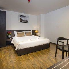 Отель Meriton Hotel Вьетнам, Нячанг - отзывы, цены и фото номеров - забронировать отель Meriton Hotel онлайн комната для гостей фото 5