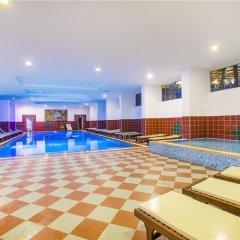 Meridia Beach Hotel Турция, Окурджалар - отзывы, цены и фото номеров - забронировать отель Meridia Beach Hotel онлайн бассейн фото 3