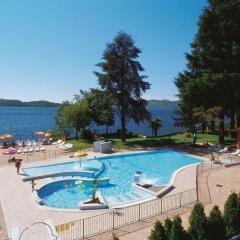 Hotel Residence Zust Вербания бассейн