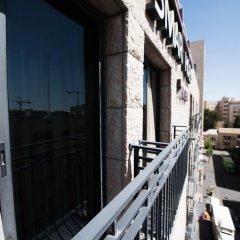 Eyal Hotel Израиль, Иерусалим - 2 отзыва об отеле, цены и фото номеров - забронировать отель Eyal Hotel онлайн балкон