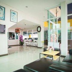 Отель Central Residences Таиланд, Пхукет - отзывы, цены и фото номеров - забронировать отель Central Residences онлайн интерьер отеля фото 3