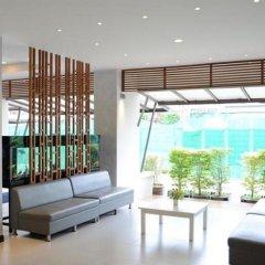 Отель Patong Bay Residence R07 сауна