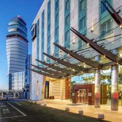 Отель Nh Wien Airport Conference Center Вена фото 13