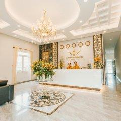 Minh Chien Hotel Далат интерьер отеля