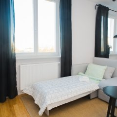 Отель Shortstaypoland Pulawska (b17) Варшава комната для гостей фото 4