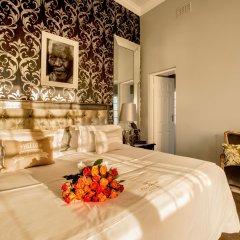 Отель The Villa Rosa Bed and Breakfast комната для гостей