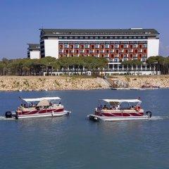 Trendy Lara Hotel Турция, Анталья - отзывы, цены и фото номеров - забронировать отель Trendy Lara Hotel онлайн приотельная территория