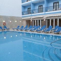 Отель Euro Club Hotel Мальта, Каура - отзывы, цены и фото номеров - забронировать отель Euro Club Hotel онлайн бассейн фото 3