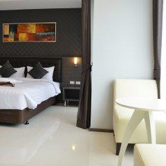 Picnic Hotel Bangkok комната для гостей фото 2