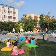 Отель Erdek Konuk Otel фитнесс-зал фото 2