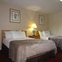 Отель Budget Host Inn Niagara Falls США, Ниагара-Фолс - отзывы, цены и фото номеров - забронировать отель Budget Host Inn Niagara Falls онлайн комната для гостей фото 4